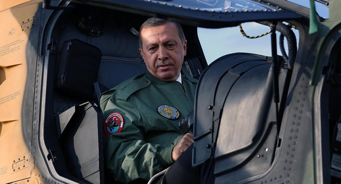Θα υπερασπιστούμε με κάθε μέσο τα συμφέροντά μας στο Αιγαίο, απειλεί ο Ερντογάν