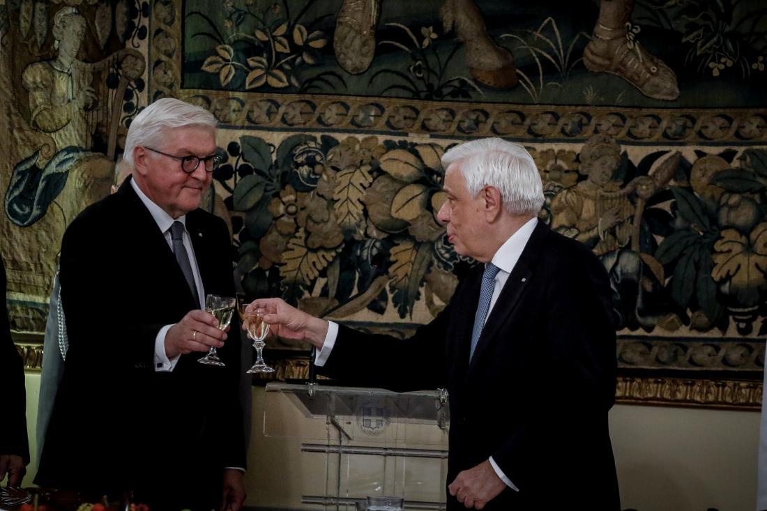 ΠτΔ: «Τις απαιτήσεις για τις γερμανικές αποζημιώσεις δεν τις διεκδικούμε μονομερώς και αυθαιρέτως - Όλως αντιθέτως, τις εντάσσουμε στο πλαίσιο του κοινού μας Διεθνούς και Ευρωπαϊκού Νομικού Πολιτισμού»
