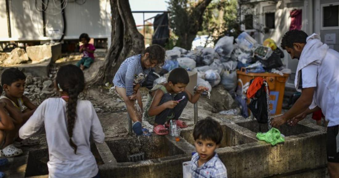 Οι Γιατροί Χωρίς Σύνορα καταγγέλλουν βιασμούς 5χρονων παιδιών στη Μόρια και δίνουν συγκεκριμένα στοιχεία