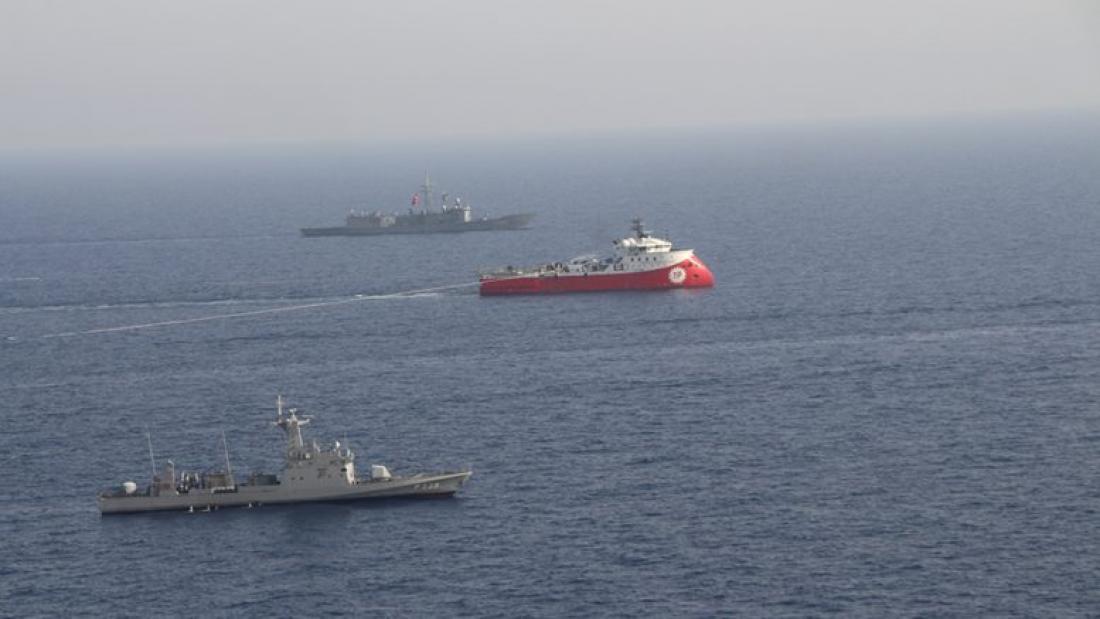 Επεισόδιο τύπου «Ίμια» προσπαθούν να στήσουν οι Τούρκοι στην Κυπριακή ΑΟΖ