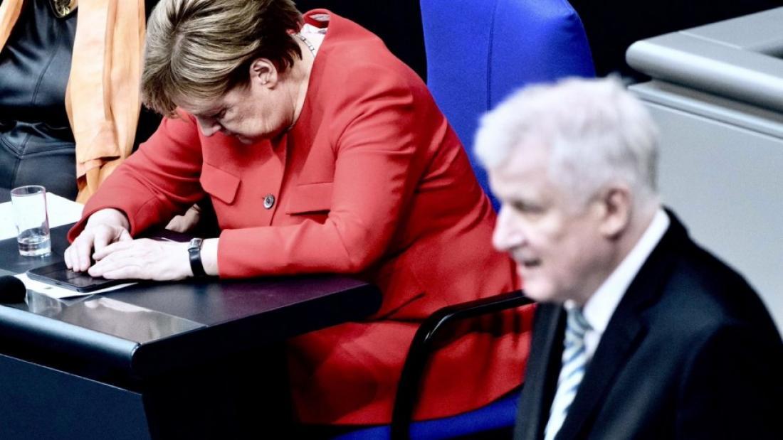 Αποτέλεσμα εικόνας για Πολιτικός σεισμός στη Βαυαρία- πλήγμα για Μέρκελ