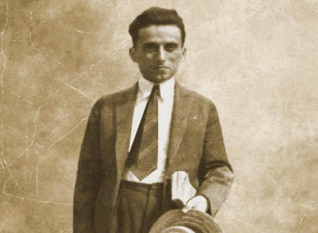 Σαν σήμερα 30 Οκτωβρίου - Γεννήθηκε ο Κώστας Καρυωτάκης