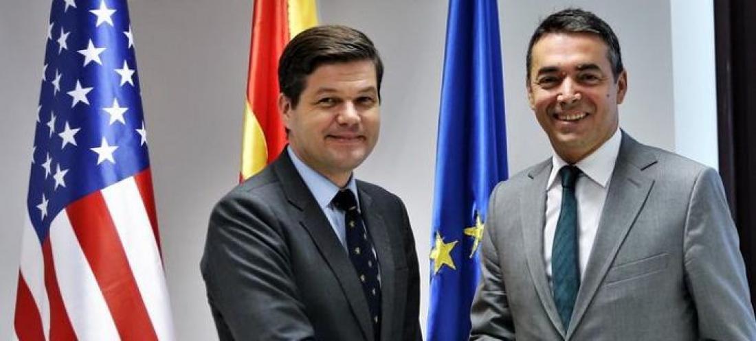 Πιέσεις ΗΠΑ προς αντιπολίτευση στην πΓΔΜ για έγκριση της συμφωνίας των Πρεσπών