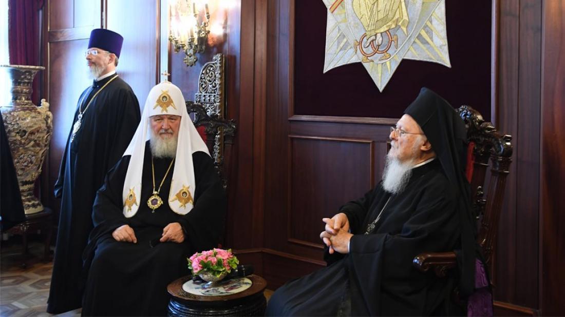 Η Ρωσική Ορθόδοξη Εκκλησία ξεκαθάρισε ότι το Φανάρι έχει χάσει κάθε δικαίωμα να αποτελεί το κέντρο συντονισμού της Ορθόδοξης Εκκλησίας