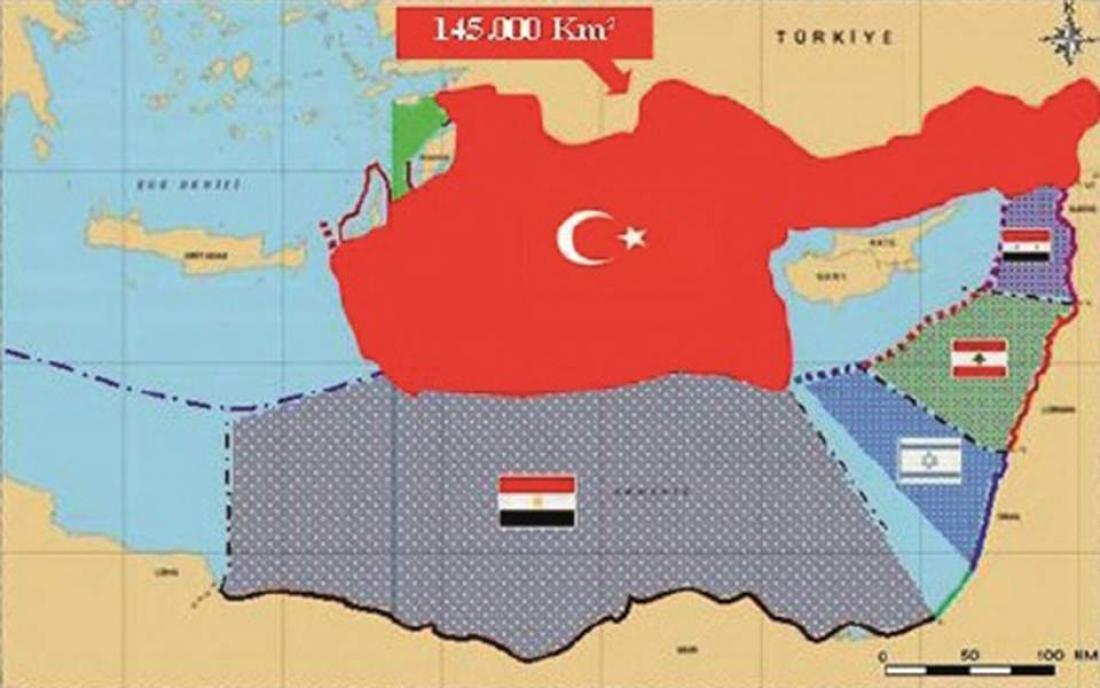 «Σχέδιο εισβολής από την Κρήτη» καταγγέλλουν οι Τούρκοι