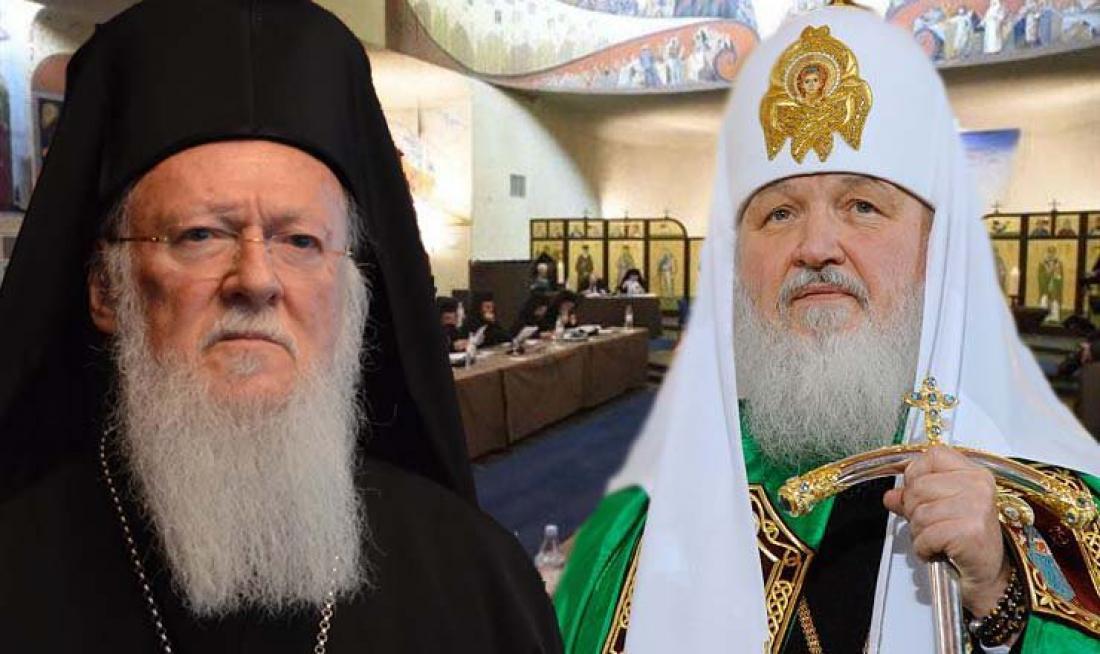 Την ειλημμένη απόφαση για εκχώρηση Αυτοκεφαλίας στην Εκκλησία της Ουκρανίας, επιβεβαίωσε το Οικουμενικό Πατριαρχείο-Τι αποφάσισε η Ιερά Σύνοδος
