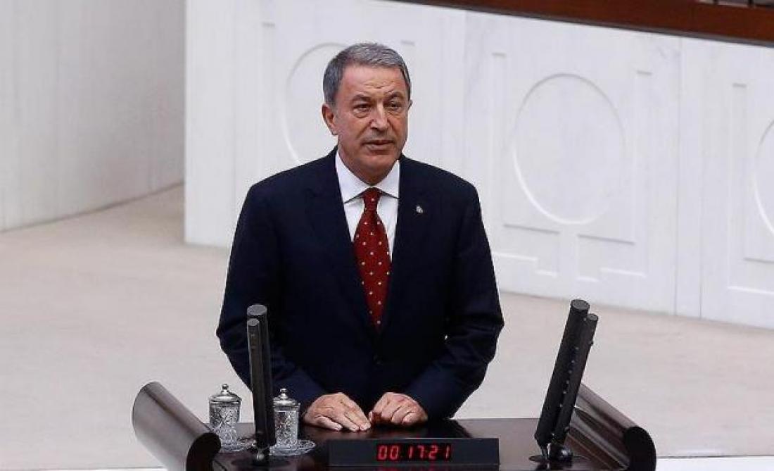 Ο Χουλουσί Ακαρ δηλώνει ότι η Τουρκία θα εξακολουθεί να παραβιάζει το FIR Αθηνών