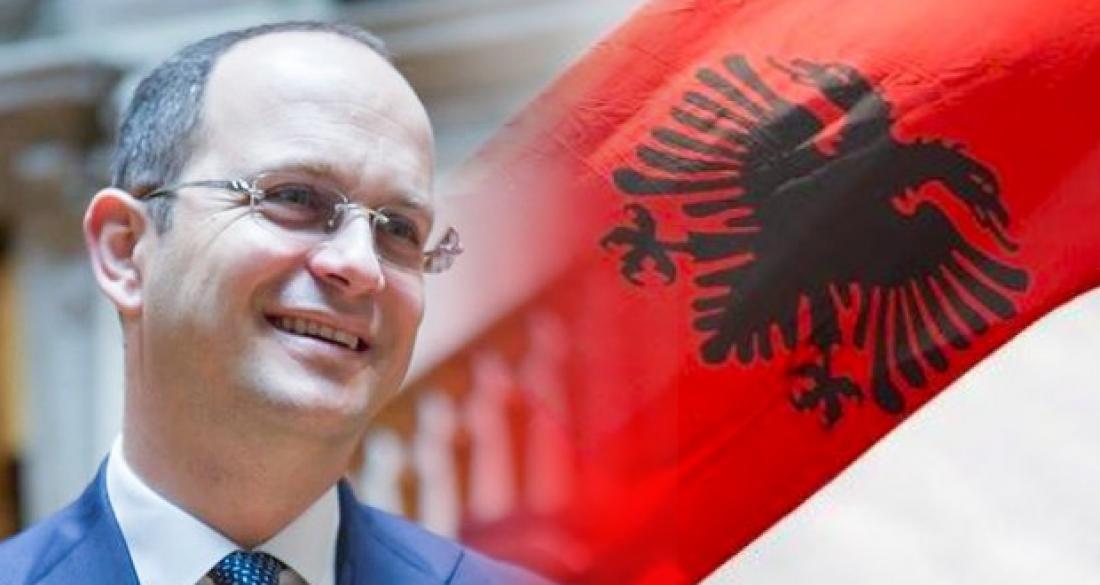 """«Δεν έχει κλείσει ο κατάλογος των """"ανεπιθύμητων προσώπων"""", από την Ελλάδα» δηλωνει προκλητικά ο Αλβανός υπ. Εξωτερικ"""