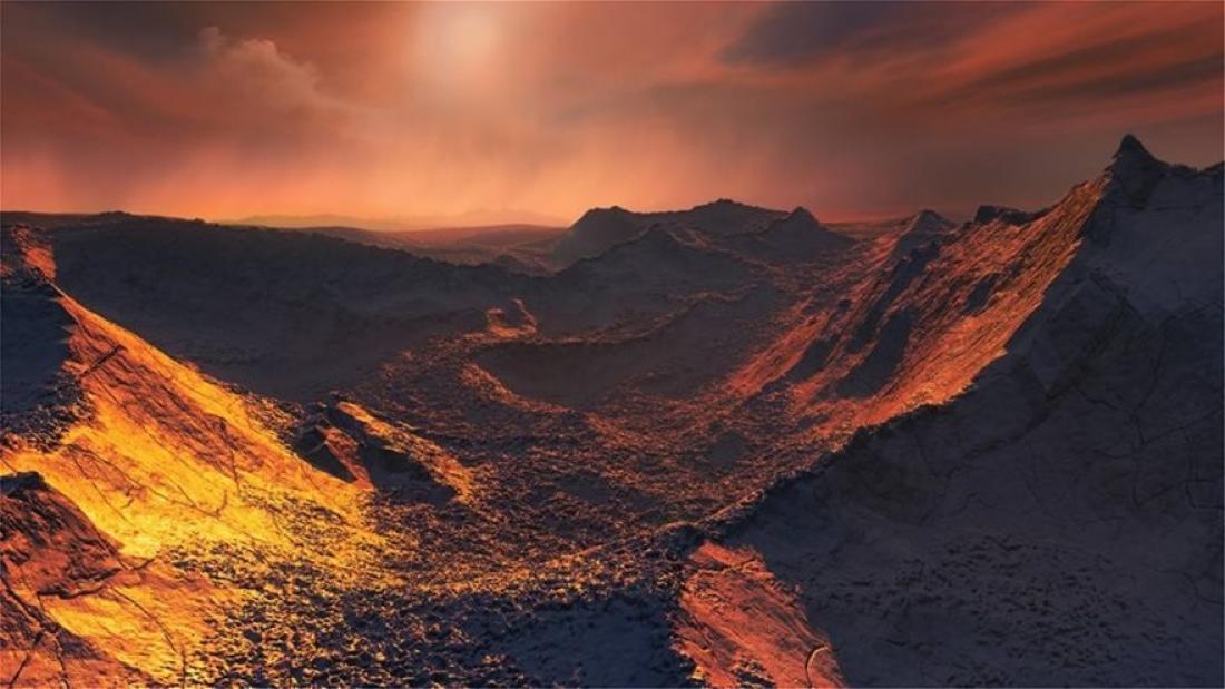 Σημαντική ανακάλυψη: Νέος εξωπλανήτης κοντά στο ηλιακό μας σύστημα