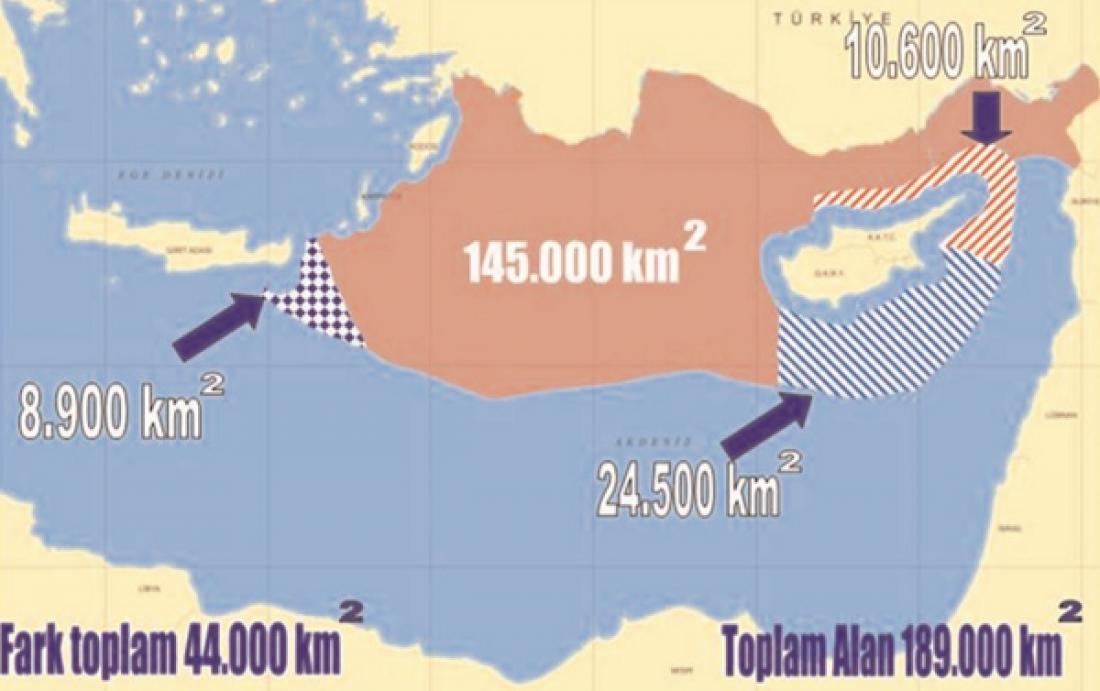 Ο Κωνσταντίνος Φίλης αποδομεί τους χάρτες «τρέλας» της Τουρκίας