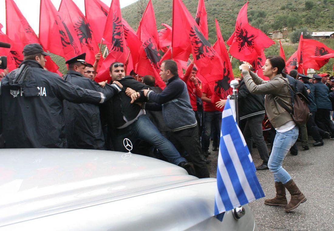 Αλβανοί μπούλινγκ