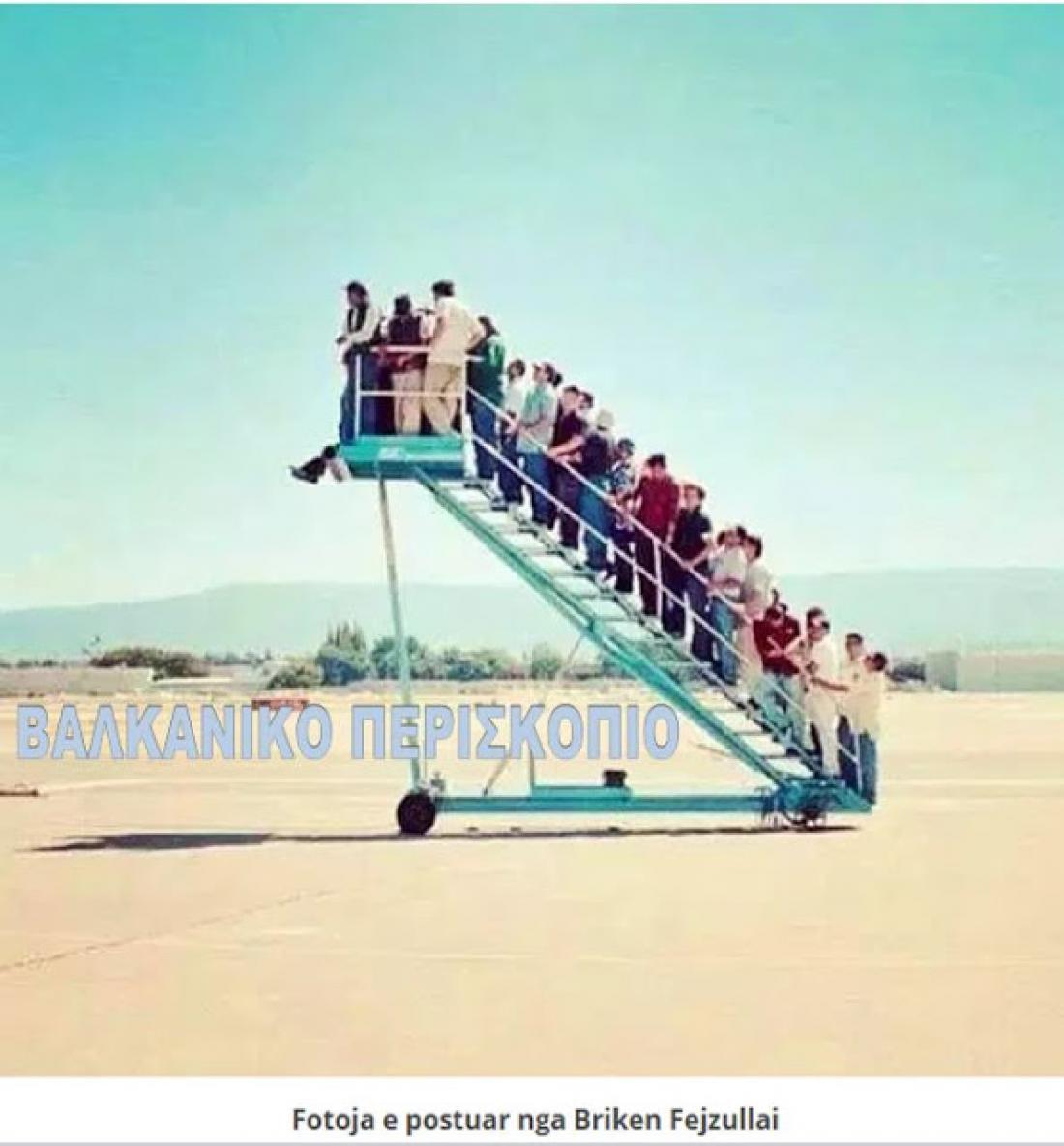 Το απίθανο«τρολάρισμα» του δημάρχου Τιράνων στον Έντι Ράμα για την... εξαφάνιση της «Air Albania»