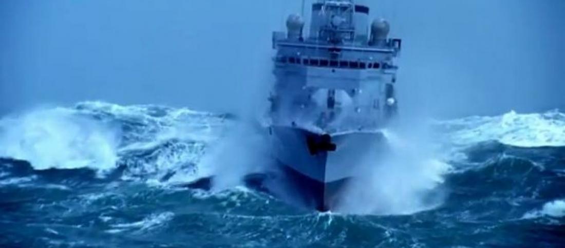 Σκάφος της Frontex το δήθεν Ελληνικό πλοίο που παραβίασε τα Τουρκικά χωρικά ύδατα!