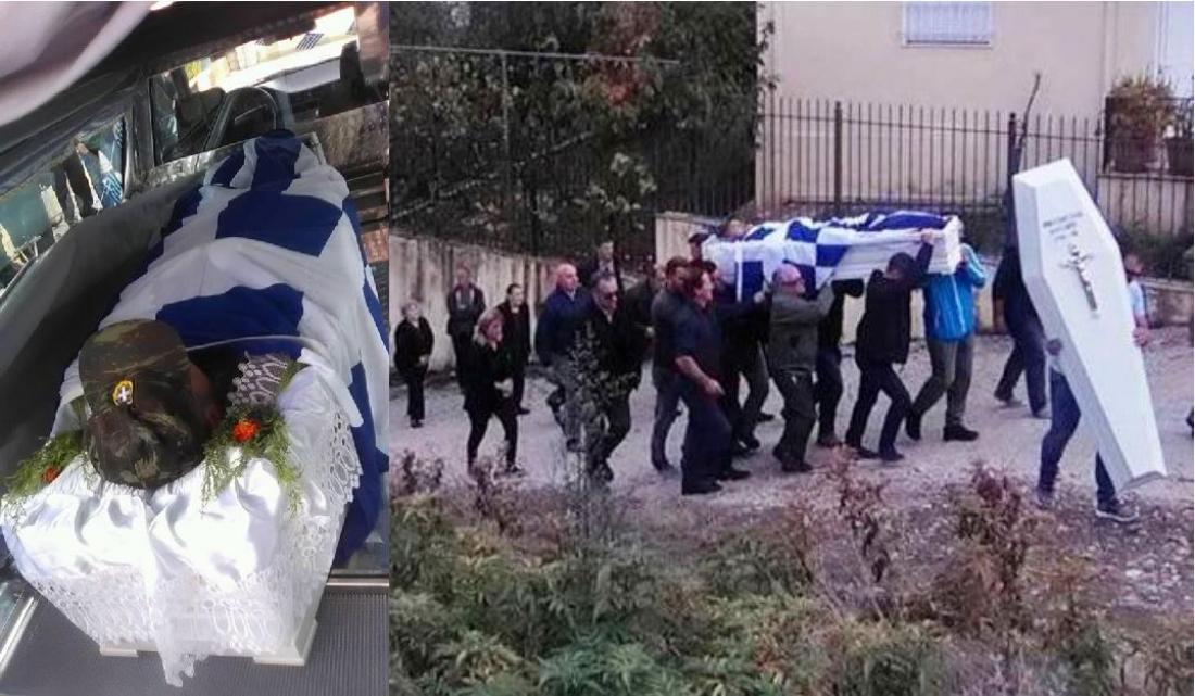 Σήμερα η κηδεία του Κωνσταντίνου Κατσίφα - Χιλιάδες κόσμου συρρέουν στις Βουλιαράτες
