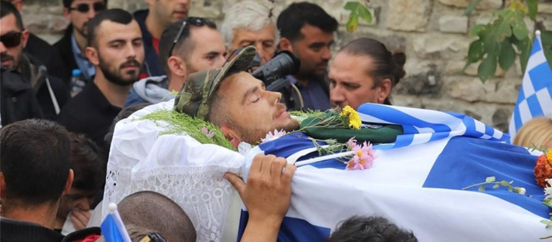 Αλβανός δημοσιογράφος... ξαφνιάζει: «Είναι ήρωας ο Κωνσταντίνος Κατσίφας»