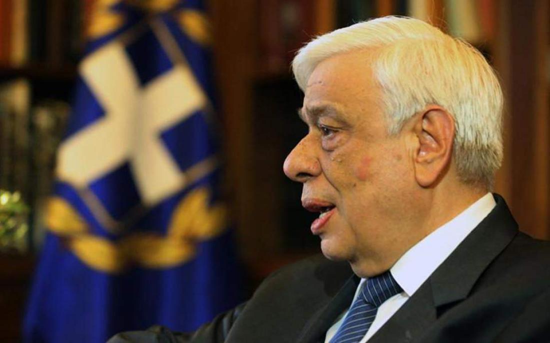 Ο Προκόπης Παυλόπουλος για την επίλυση του Κυπριακού και την θυσία του Κυριάκου Μάτση