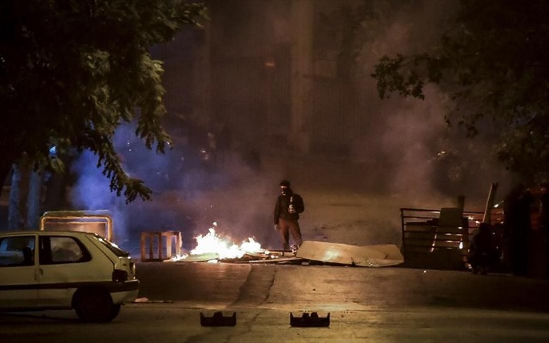 Το μέλος του Ρουβίκωνα, οι ανήλικοι ταραξίες και οι λοιποί «παλιοί» γνώριμοι ανάμεσα στους 19 συλληφθέντες