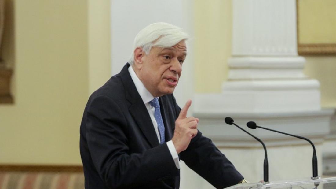 Προκόπης Παυλόπουλος: Ως έθνος ξέρουμε πια καλά πως τα μεγάλα και σημαντικά τα επιτύχαμε ενωμένοι