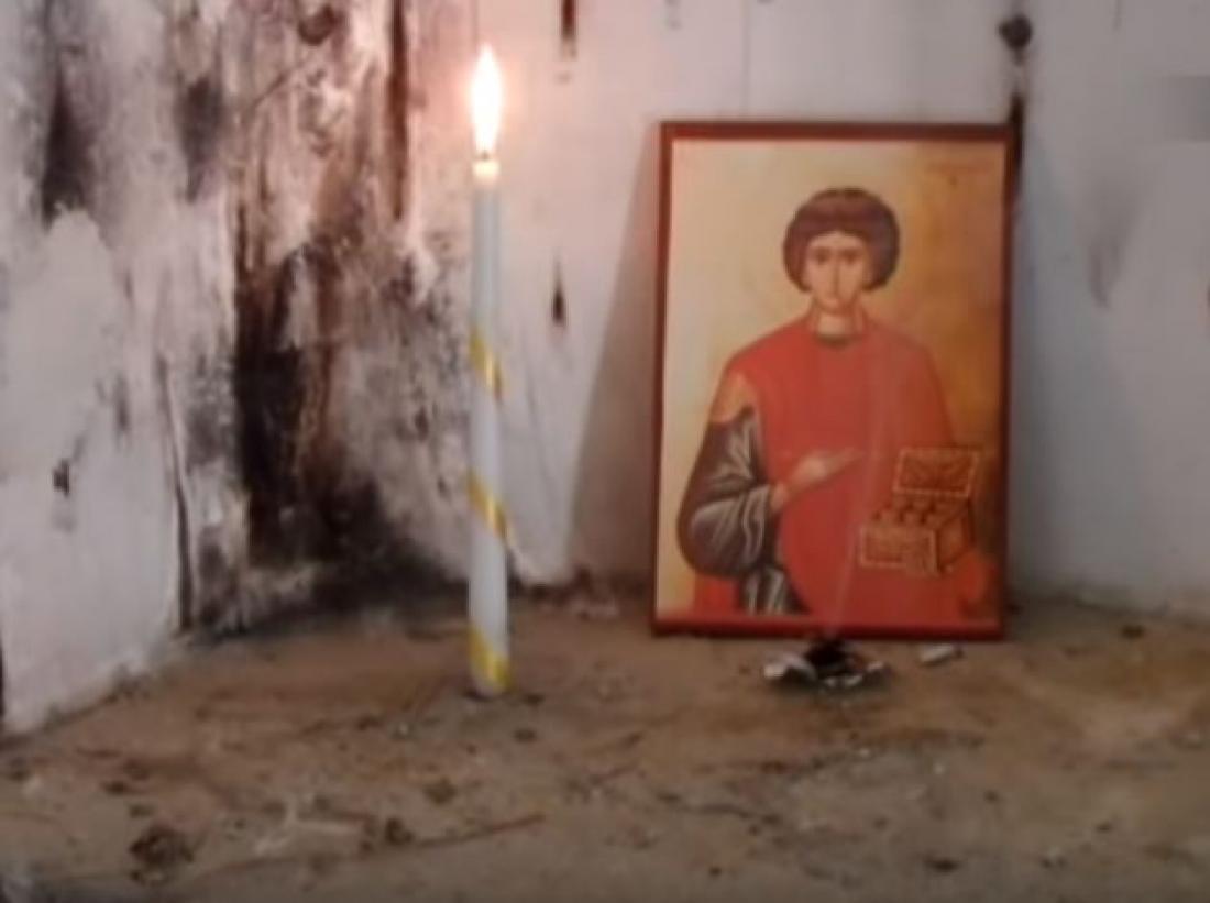 Βεβήλωσαν Μονή στην κατεχόμενη Κύπρο