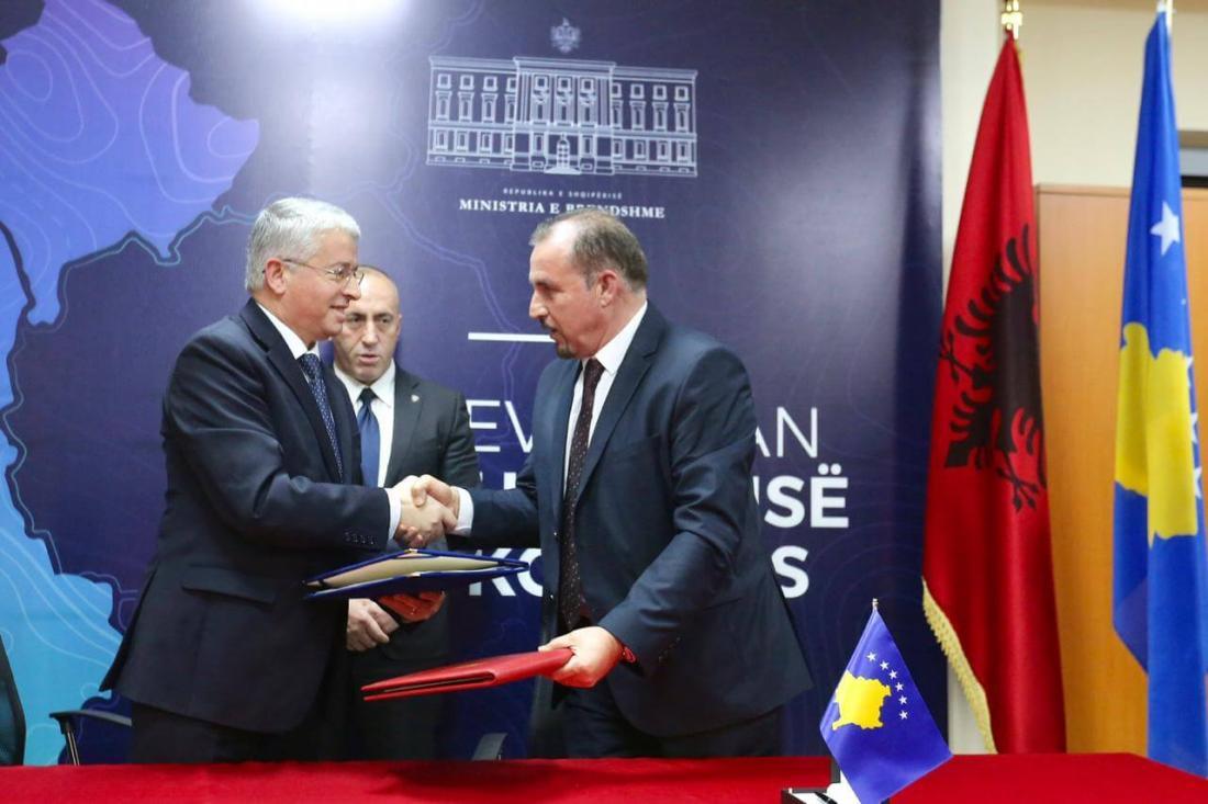 Έγινε το πρώτο βήμα για την υλοποίηση του του σχεδίου για την μεγάλη Αλβανία