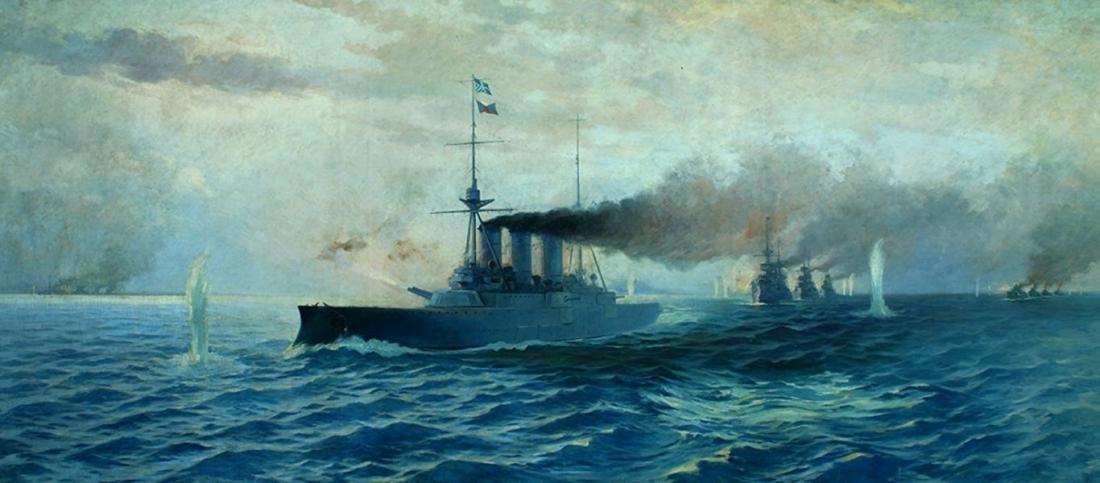 Σαν σήμερα 2 Δεκεμβρίου 1912 έγινε η ναυμαχία της Έλλης