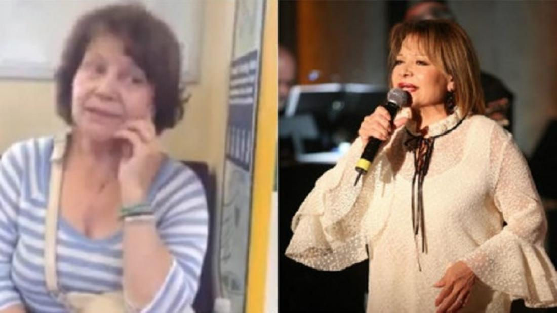 Η Πίτσα Παπαδοπούλου τραγούδησε στο μετρό και «έριξε» το διαδίκτυο!