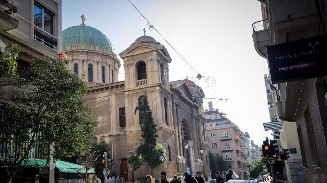 Ανάληψη ευθύνης για τη βόμβα στον Άγιο Διονύσιο
