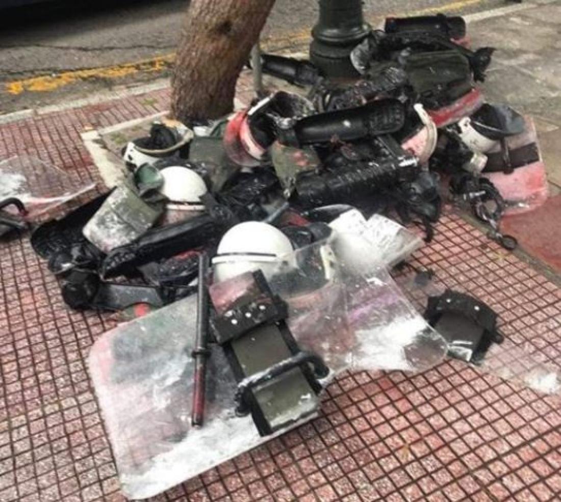 Αστυνομικοί: Δεν υπήρχε σωστός σχεδιασμός για το συλλαλητήριο