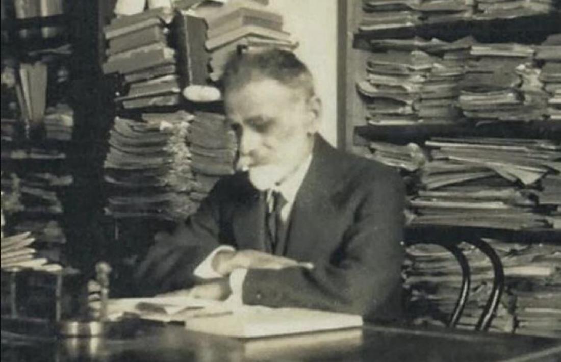 Σαν σήμερα 27 Φεβρουαρίου 1943 πέθανε ο Κωστής Παλαμάς