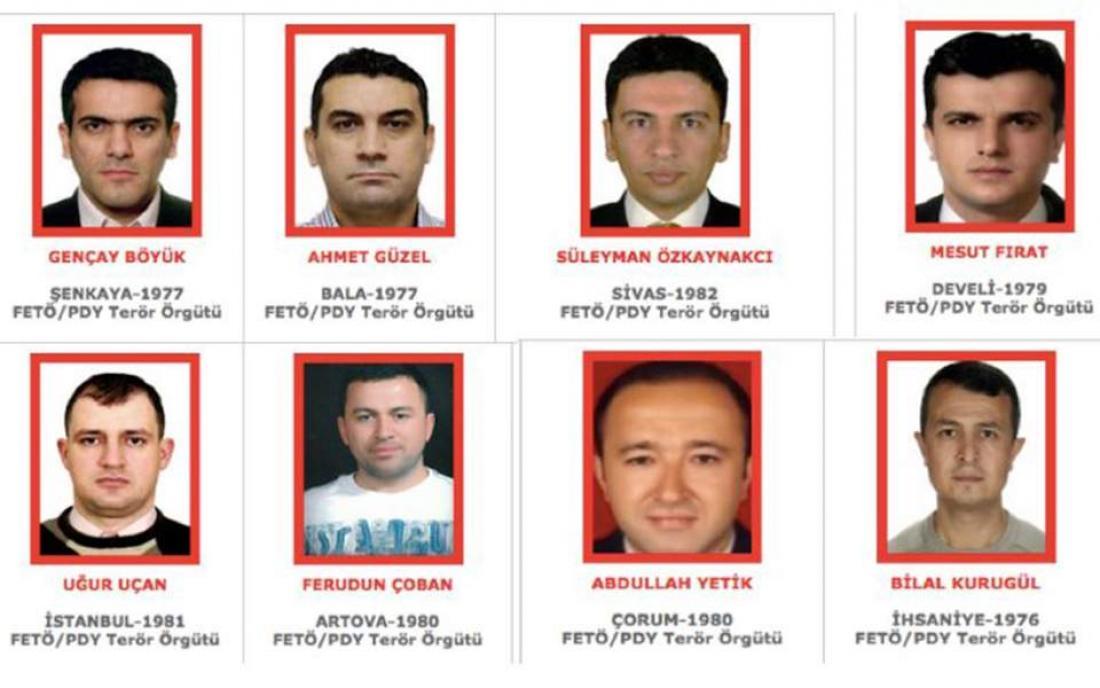 Την ημέρα της επίσκεψης Τσίπρα ο Ερντογάν επικήρυξε τους 8 στρατιωτικούς
