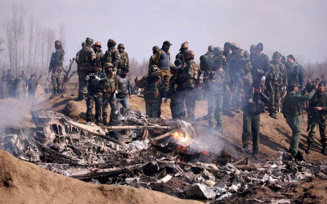 Στα πρόθυρα πολέμου Ινδία - Πακιστάν - Επικίνδυνη κλιμάκωση της έντασης με κατάρριψη αεροσκαφών