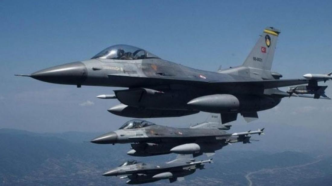 """Η υποτίθεται """"διαλυμένη"""" τουρκική αεροπορία αγρίεψε στο Αιγαίο! Στοιχεία που ακυρώνουν τον εφησυχασμό"""