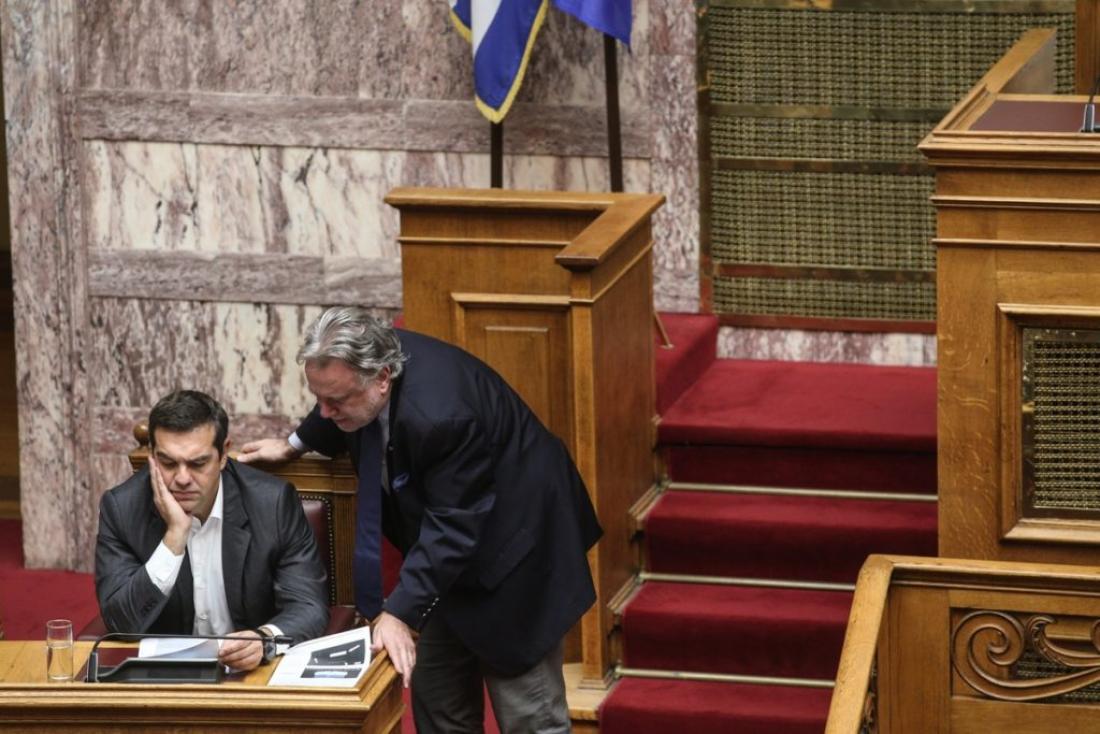 Συζήτηση για την Αναθεώρηση του συντάγματος: Παραδοχή ήττας από τον ΣΥΡΙΖΑ
