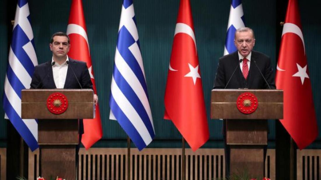 Ερντογάν: Είπα στον Τσίπρα ότι αν «θελέτε την επαναλειτουργία της Χάλκης; Θα πρέπει να ανοίξει «το Φετχιγιέ τζαμί στην Αθήνα»