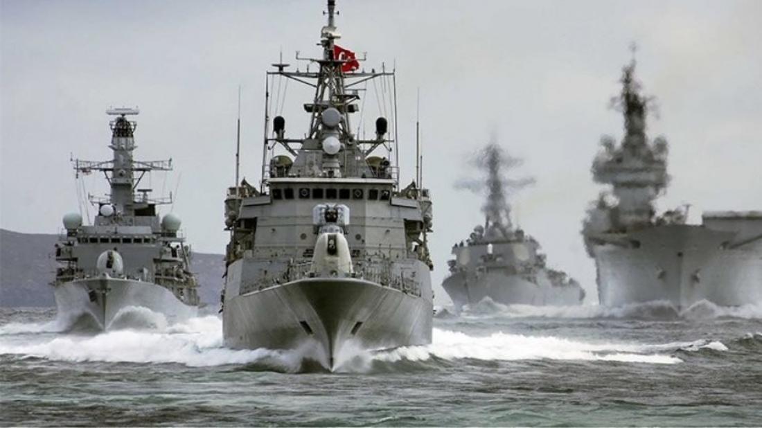 «Πρόβα πολέμου» στο Αιγαίο πραγματοιποιεί η Τουρκία με την άσκηση «Γαλάζια πατρίδα»