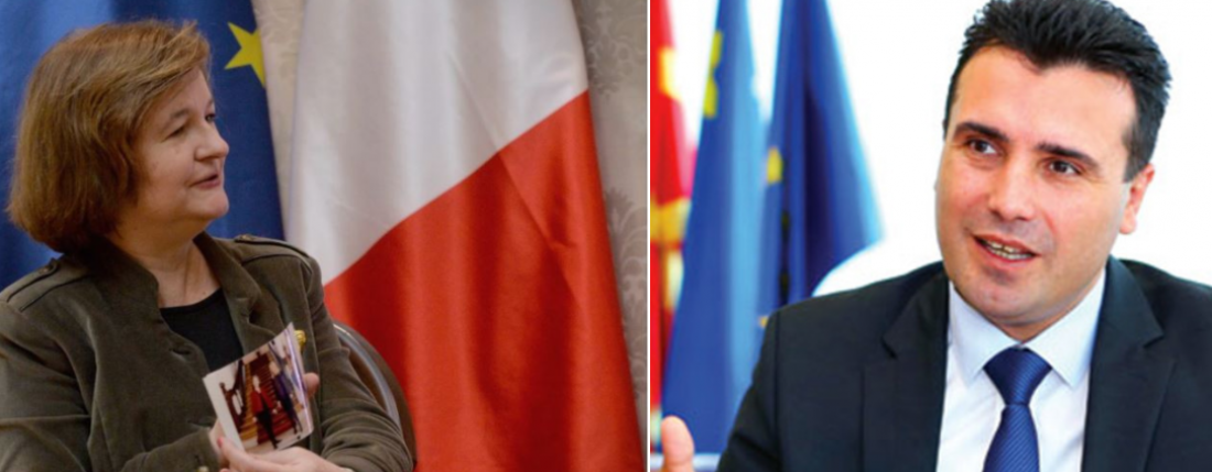 """Ναι μεν, αλλά από την Γαλλίδα υπουργό Ευρωπαϊκών Υποθέσεων στα όνειρα του Ζόραν Ζάεφ για Ευρώπη με το """"καλημέρα""""-Συγκρατημένη αισιοδοξία και από άλλες χώρες της ΕΕ"""