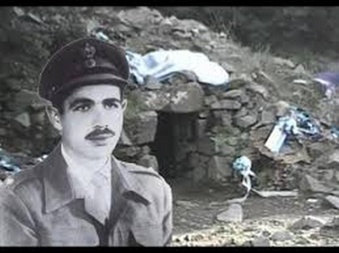 Σαν σήμερα 3 Μαρτίου 1957 πεθαίνει ηρωικά ο Κύπριος Αγωνιστής Γρηγόρης Αυξεντίου
