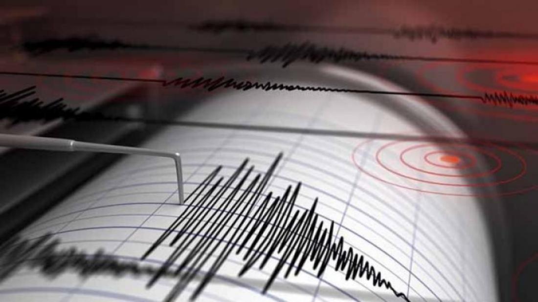 Σεισμός τώρα αισθητός ΚΑΙ στην ΑΘήνα