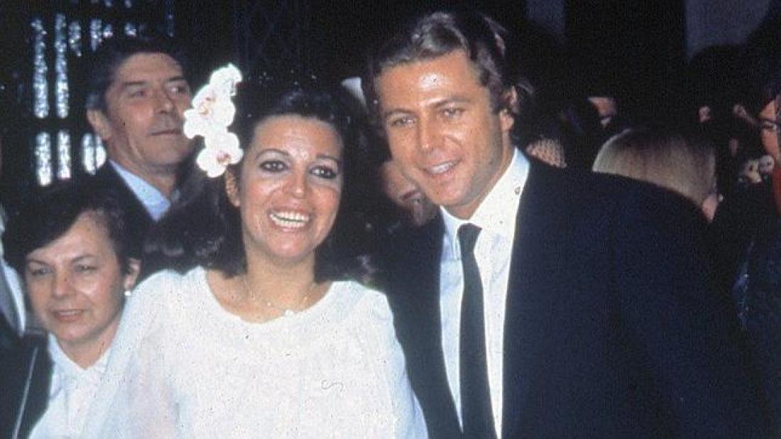 Σαν σήμερα17 Μαρτίου 1984 παντρεύονται η Χριστίνα Ωνάση και ο Τιερί Ρουσέλ