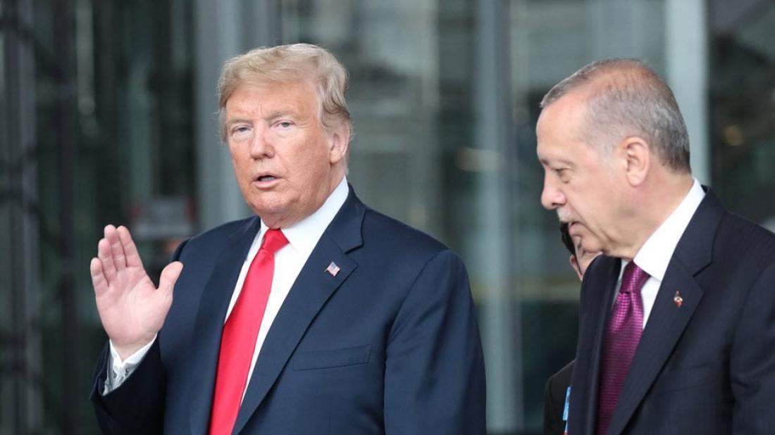 Οι ΗΠΑ θα υποχωρήσουν στη Συρία εάν η Τουρκία δεν πάρει τους S-400: Τι είπαν Τραμπ και Ερντογάν