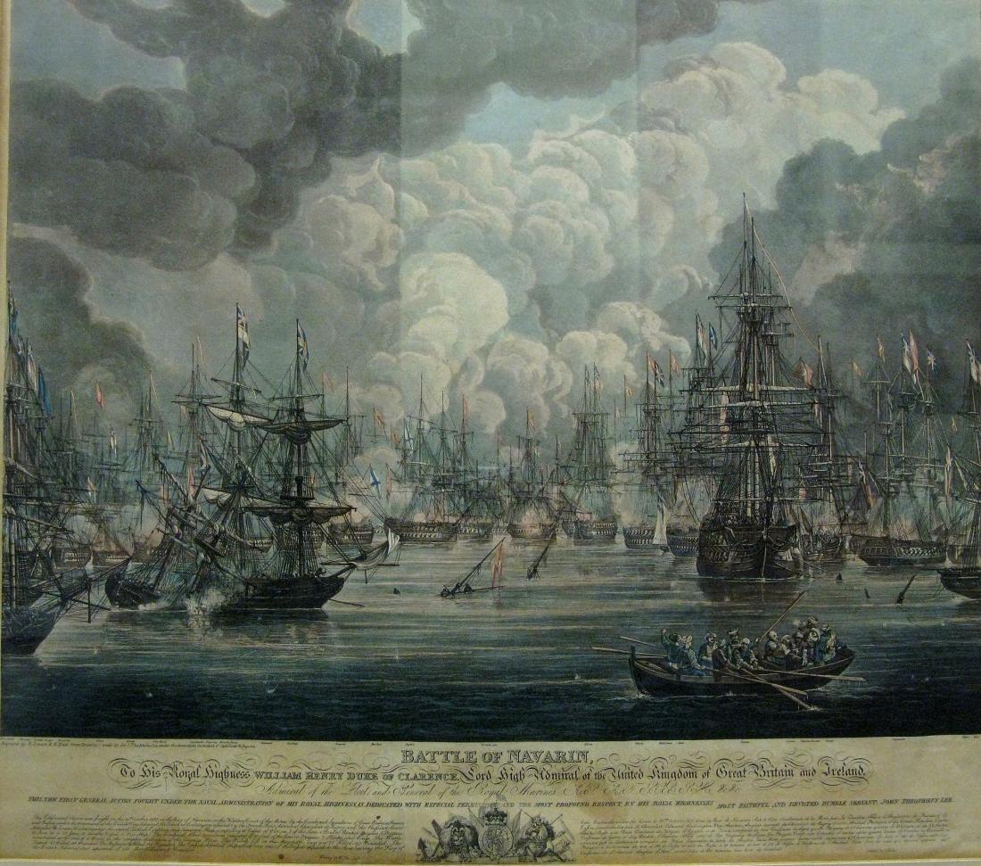 Σαν σήμερα 8 Απριλίου 1827 έγινε η ναυμαχία του Ναβαρίνου