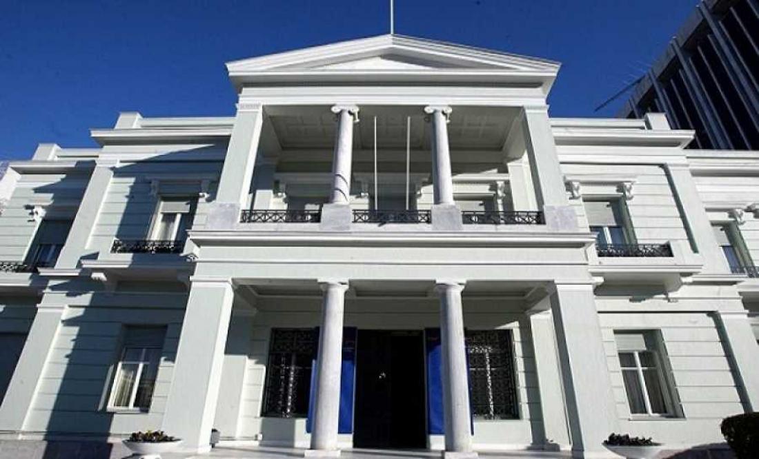 Άμεση απάντηση του ελληνικού ΥΠΕΞ στις προκλητικές δηλώσεις Ακάρ