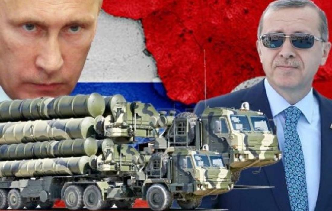 Ρωσία: Σύντομα παραδίδουμε τους S-400 στην Τουρκία παρά τις «ισχυρότατες πιέσεις»
