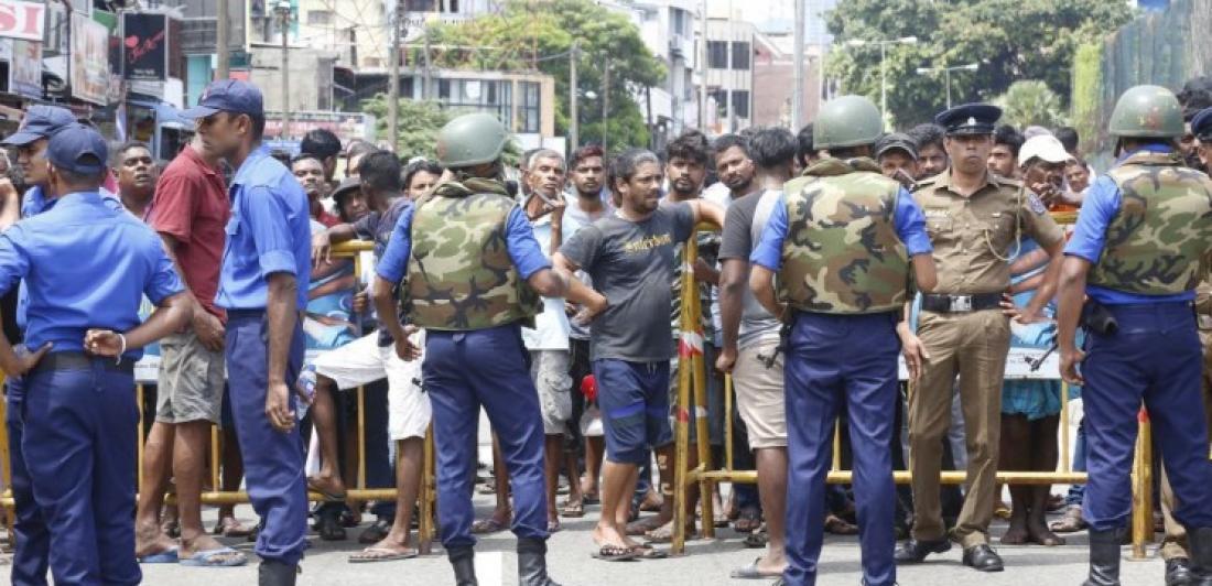 Μακελειό στη Σρι Λάνκα: Σε κατάσταση έκτακτης κήρυξε η κυβέρνηση τη χώρα