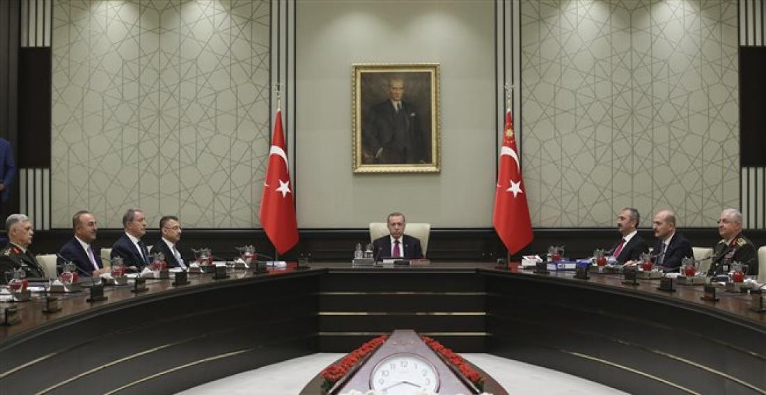 Τουρκία: Στην περιοχή πρέπει να αποφευχθούν προβοκατόρικες ενέργειες και ανεύθυνες δηλώσεις