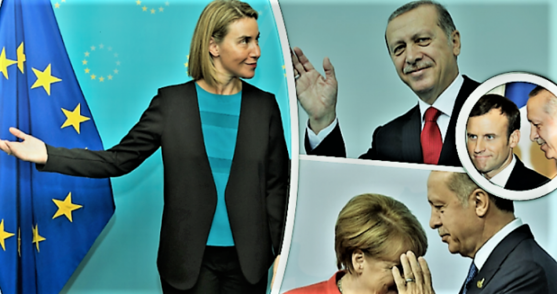 Ευρωπαϊκός φαρισαϊσμός των «εταίρων»: Καμία συζήτηση στην Ε.Ε. για κυρώσεις στην Τουρκία