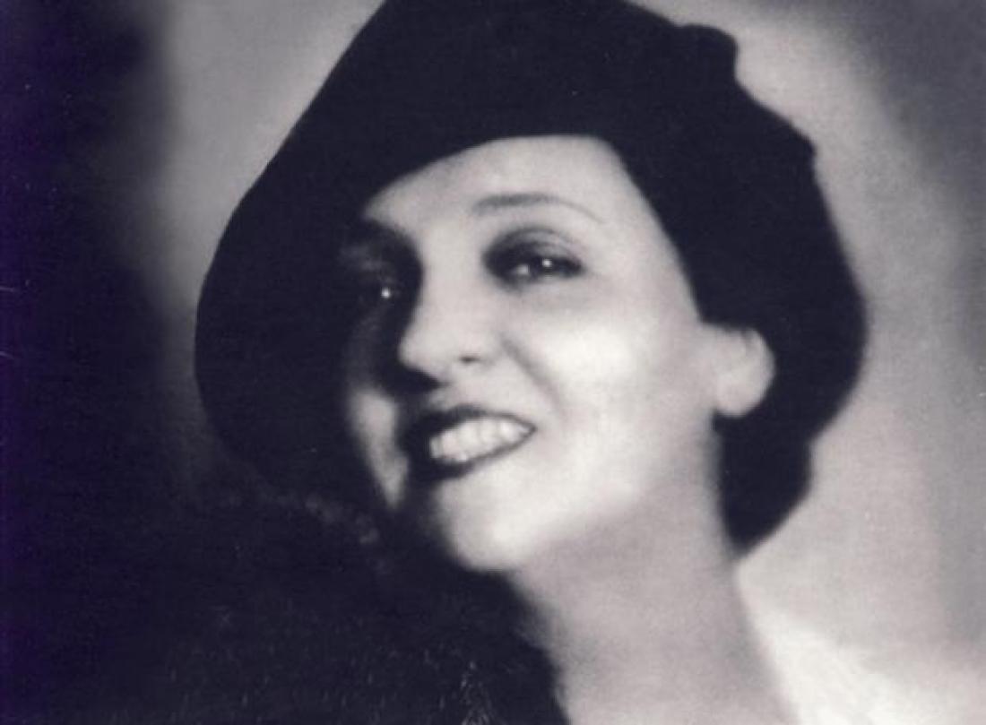 Σαν σήμερα26 Μαΐου 1978πέθανε η μεγάλη ηθοποιός του θεάτρου, Κυβέλη
