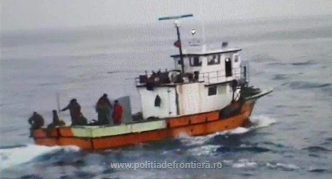 Εκεί... δεν είναι Αιγαίο! Ρουμάνοι λιμενικοί πυροβόλησαν, τραυμάτισαν και συνέλαβαν Τούρκους ψαράδες (video)