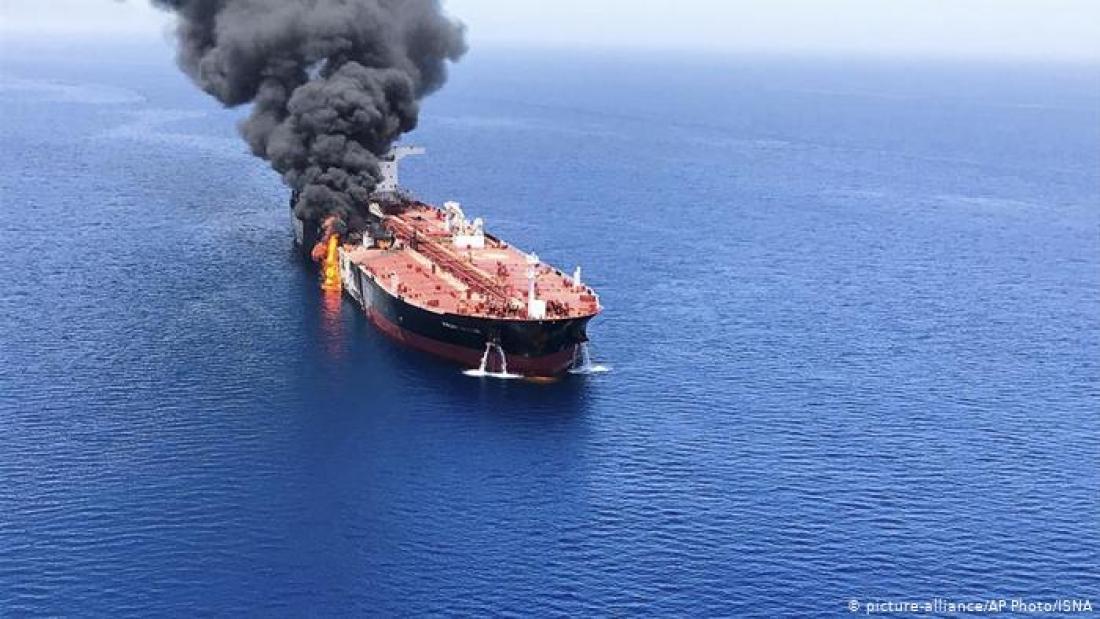 Τρομοκράτες ή μυστικές υπηρεσίες πίσω απο τις επιθέσεις σε δεξαμενόπλοια;