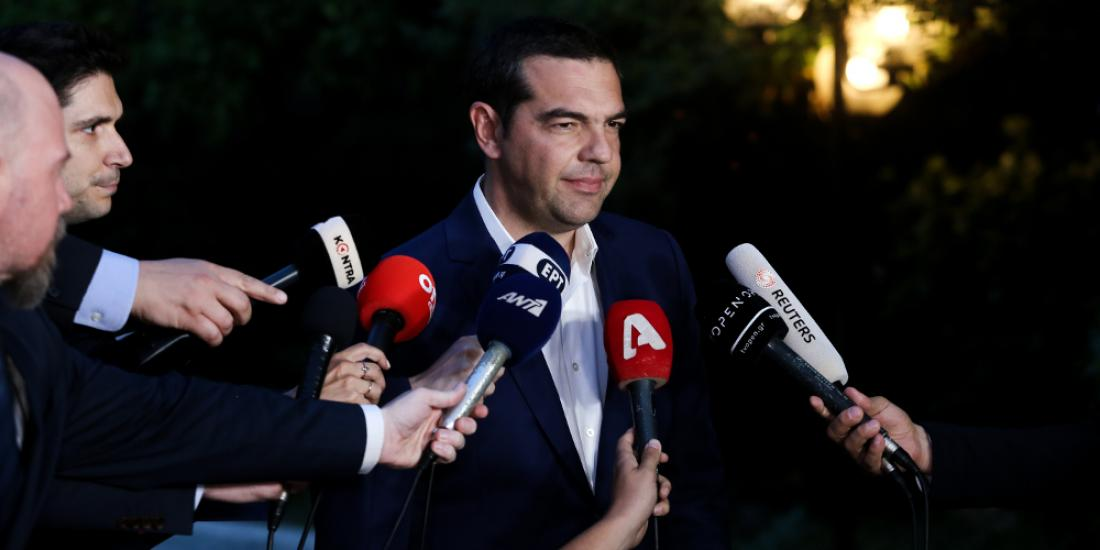 Τσίπρας: Κυρώσεις στην Τουρκία αν προβεί σε γεωτρήσεις στην κυπριακή ΑΟΖ